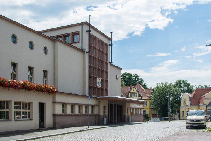 Bahnhof Meißen