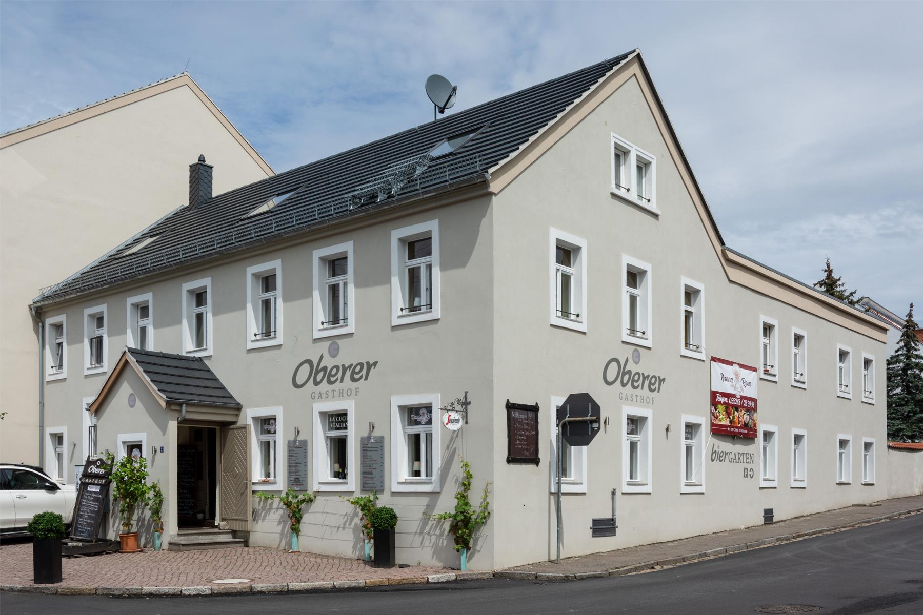 Oberer Gasthof »Nonna Rossa«